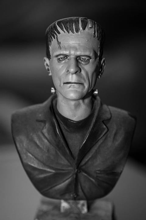 Audiodescrição Frankenstein