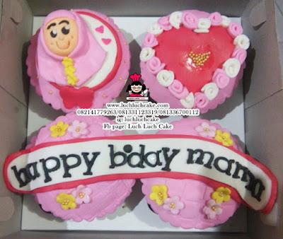 Cupcake Untuk Mama Daerah Surabaya - Sidoarjo