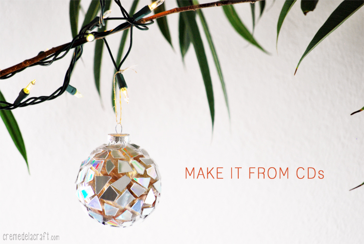diy project upcycle christmas tree holiday ornaments gift jpg