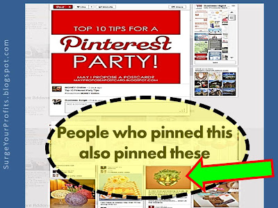 Other pins pinned!! (pinterest new look)