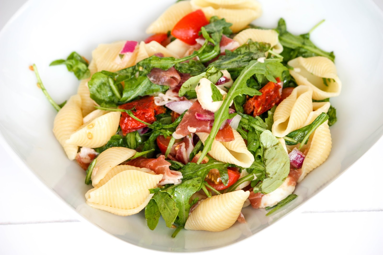 Passion Meets Creativity: Italian Pasta Salad