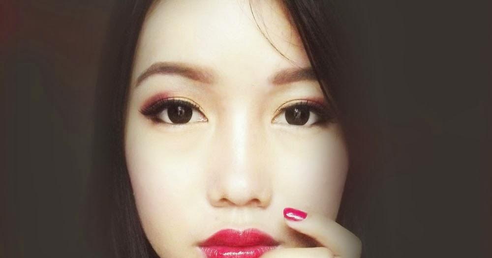 Beauty Blogger Indonesia by Lee Via Han: [TUTORIAL