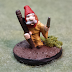 15mm Gnome Wizard