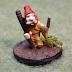 15mm Gnome Wizard