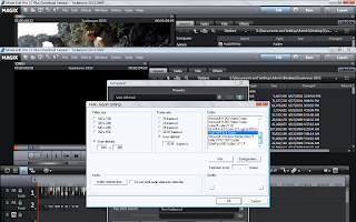 Export Video in AVI with Xvid MPEG 4 Codec