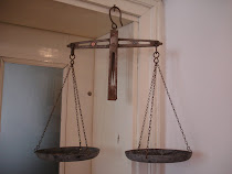 Antichitati (antiquities) - balanta (weighing scale)