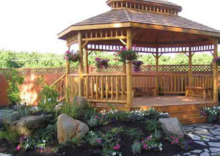 New Ideas in Designing Your Garden Gazebo