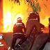 Kilang Kain di Bandar Tun Razak Terbakar
