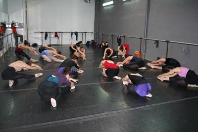 Escuelas de danza