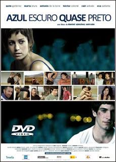 Download - Azul Escuro Quase Preto DVDRip - AVI - Dublado