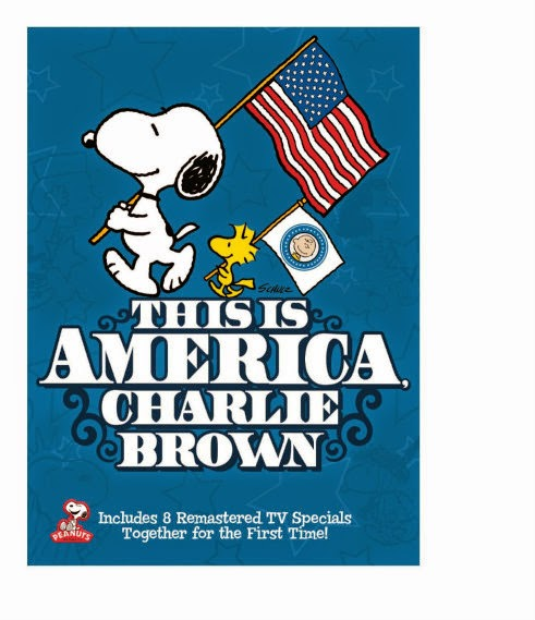 This is America, Charlie Brown cover