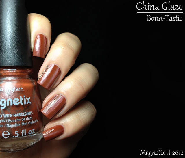 Fashion Polish: China Glaze Magnetix II Swatches & Review