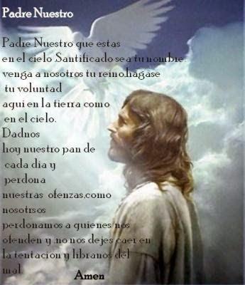 Oracion Del Padre Nuestro