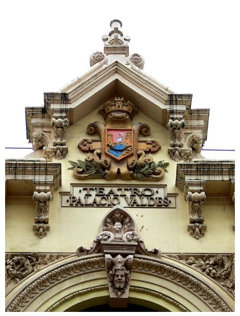 Avil s teatro palacio vald s avil s asturias - Arquitectos aviles ...