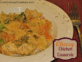 Chicken Casserole with Pasta
