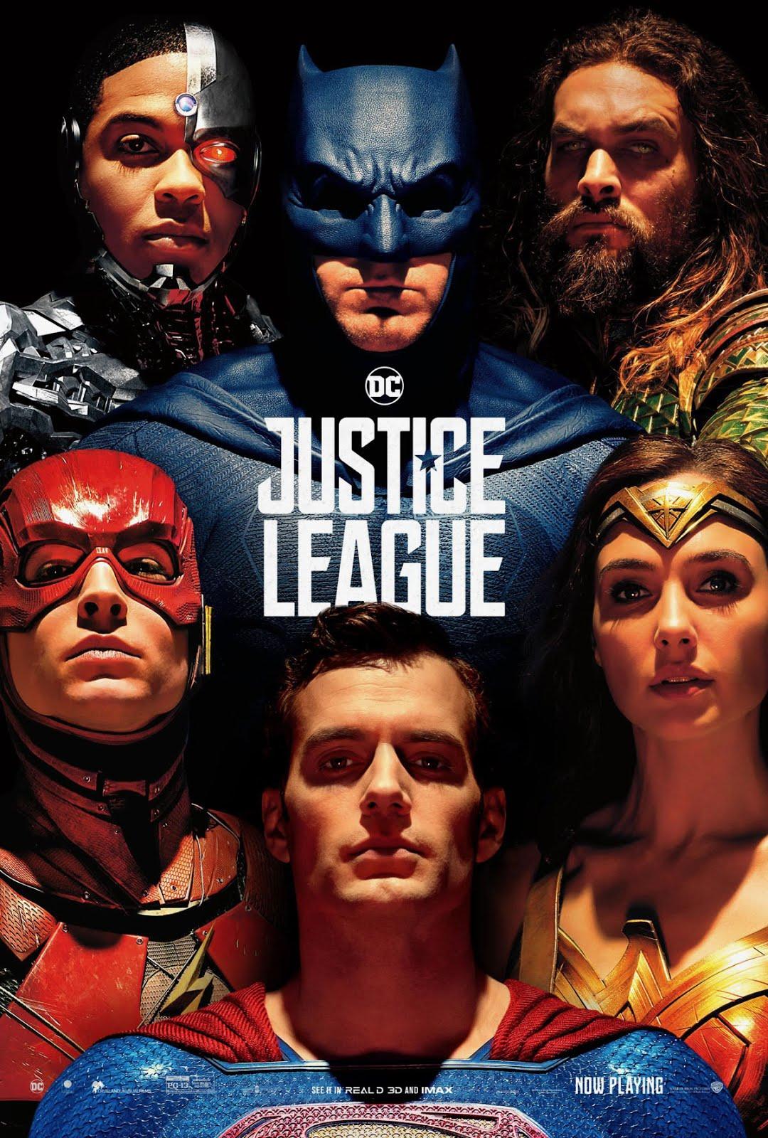 """Reseña: """"Justice League"""" (con spoilers)"""