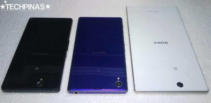 Sony Xperia Z vs. Sony Xperia Z1 vs. Sony Xperia Z Ultra, Sony Flagship Smartphones