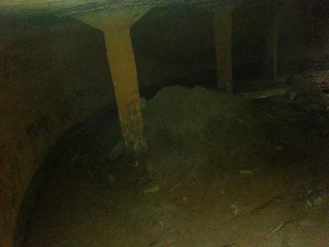 "Провалы в подземных коммуникациях шахты ""Валявка-Южная"""