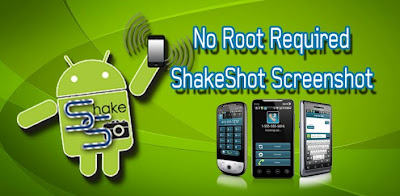 Screenshot No Root Shakeshot v1.0