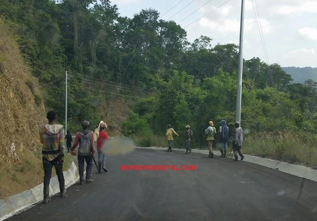 Denuncian lledada masiva haitianos cruzan San Juan-Bohechío-La Capital
