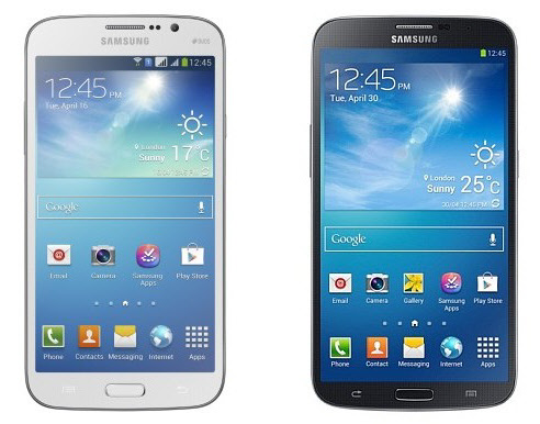 Original Samsung and Fake Samsung Supercopy