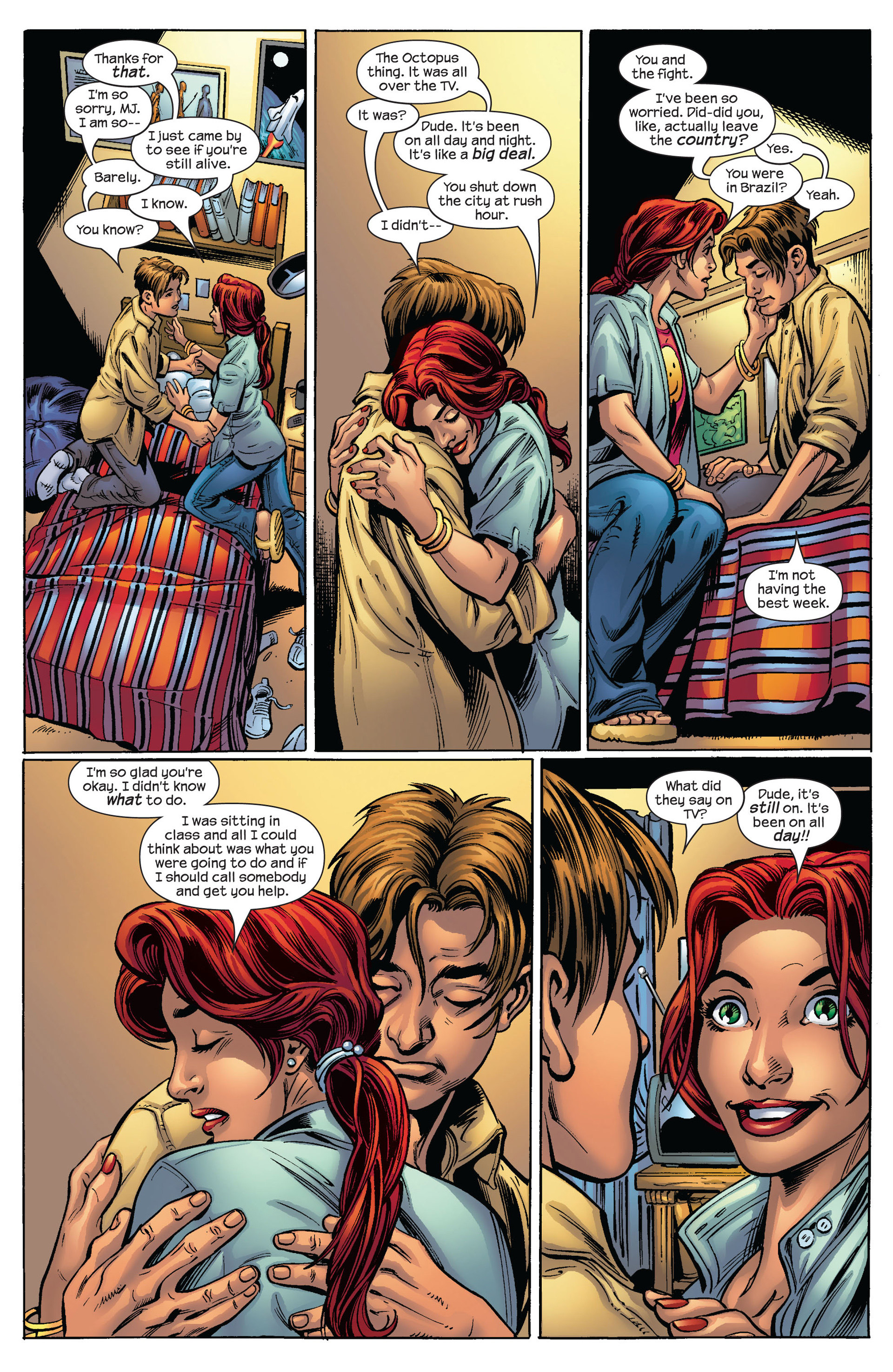 Ultimate Spider-Man (2000) Issue #59 #63 - English 10