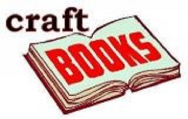 Soft Treasures' library of Craft Books