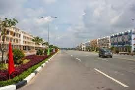 đất trung tâm hành chính Bàu Bàng