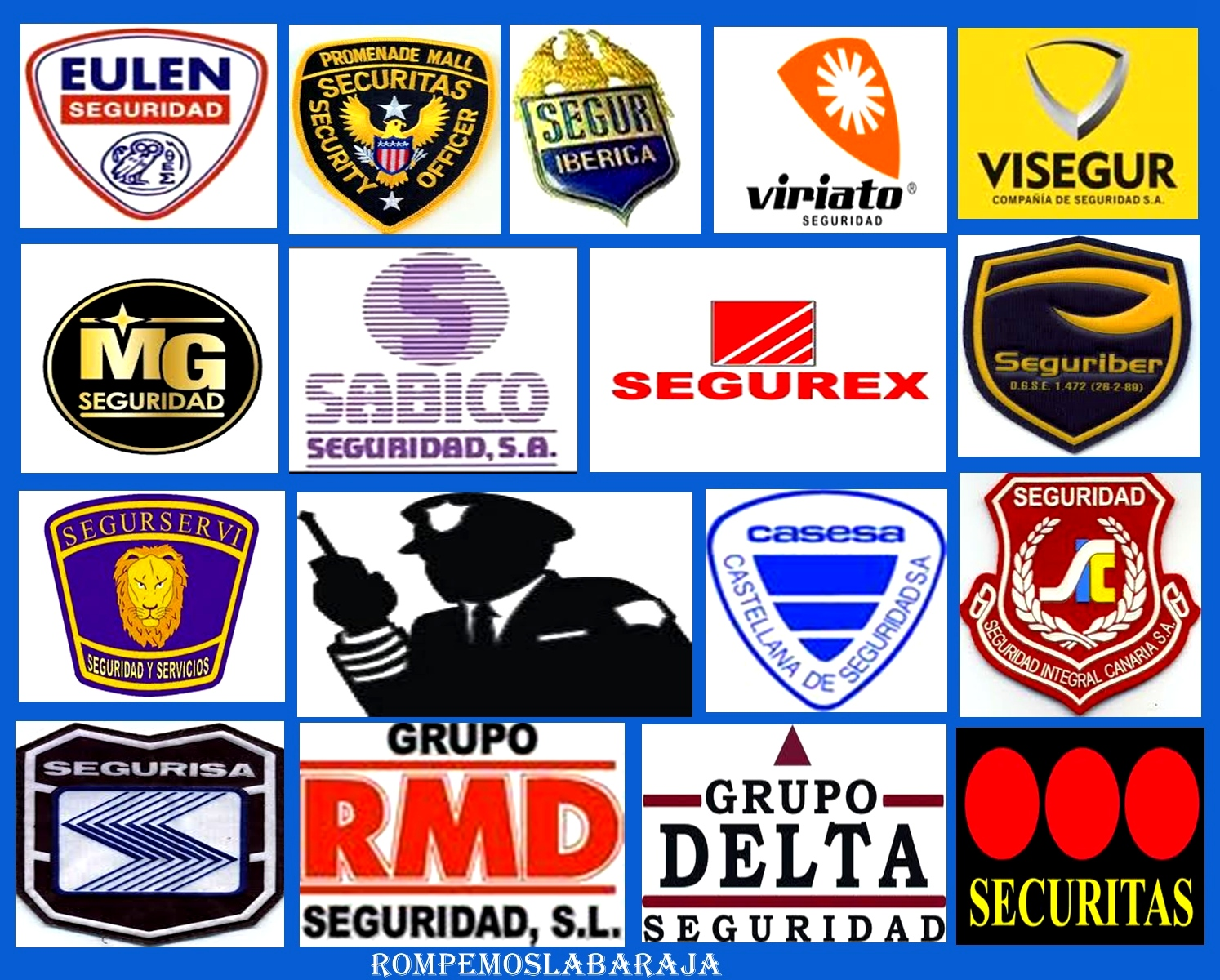 empresa and de and seguridad: