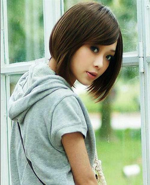 Model Rambut Pendek Untuk Wanita Archive Forumku - Gaya rambut pendek berponi