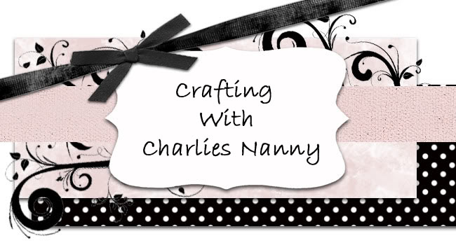 Crafting with charlie's nanny