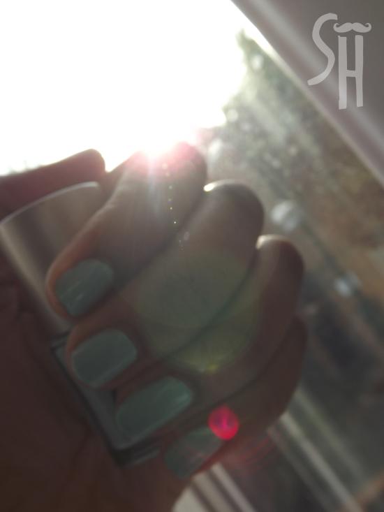 Sundance Hudson: Nail of the Day | Look Beauty Nail Pop Vintage