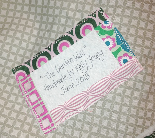My Quilt Infatuation: Quilt Labels- the Cute and Easy Way! : quilt labels samples - Adamdwight.com