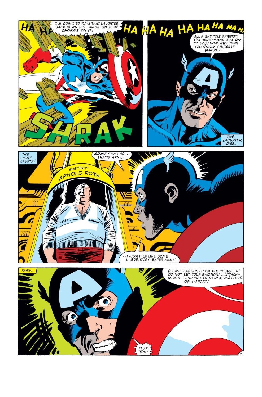 Captain America (1968) Issue #276 #192 - English 16