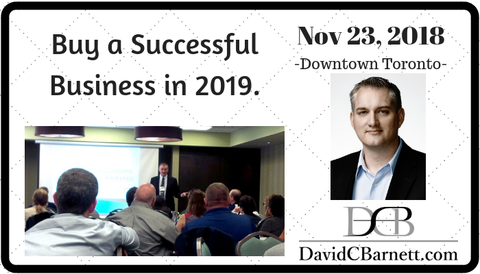 Join me Nov 23 in Downtown Toronto