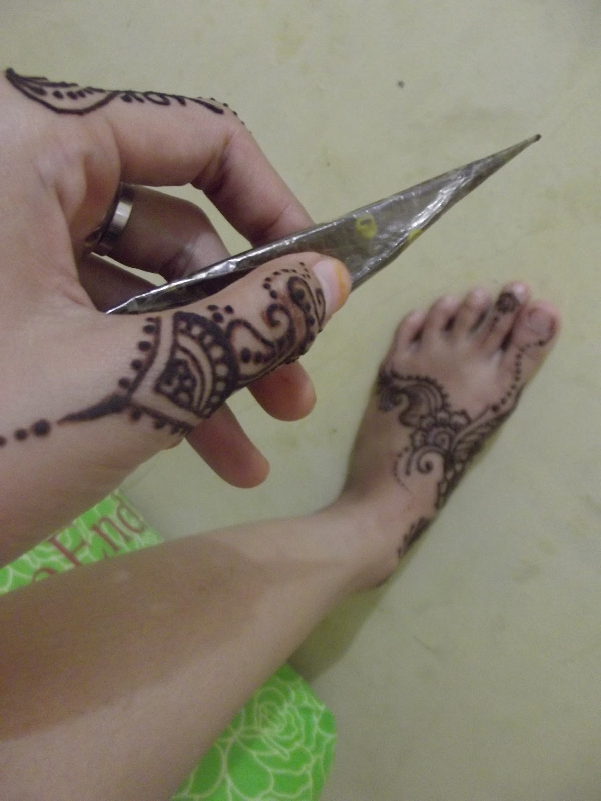 INDAH HENNA DESIGN HENNA FOR EVEN