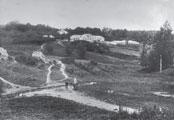 Vista de la casa de León Tolstoi en Yásnaya Poliana. Foto: cortesía del Museo Yásnaya Poliana