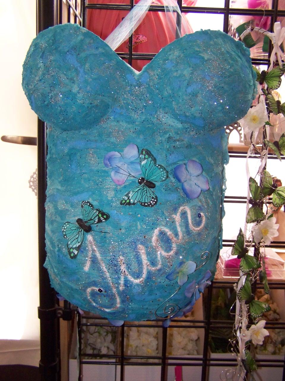 Oh la la bebe decoramos el molde de nuestra for Cuartos decorados con yeso