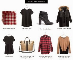 Madewell Simplified: New Arrival Picks - What I'm Loving...