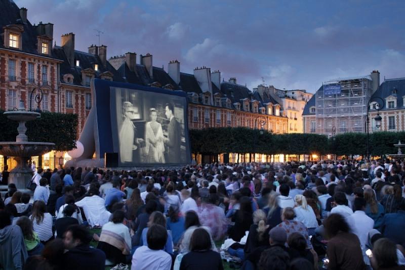Dicas pr ticas de franc s para brasileiros cinema ao ar for Jardin lazare rachline rue payenne paris 3eme