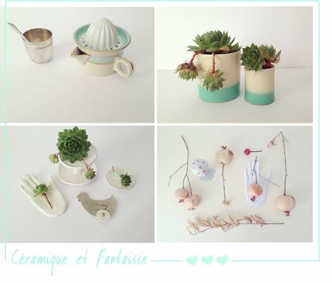 Mint handmade ceramic -lovmint