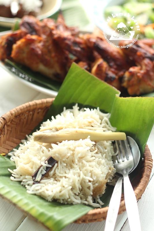 LemongrassHoney Grilled Chicken Wings