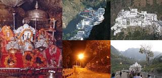 Jammu Jai Vaishnodevi Mata Temple