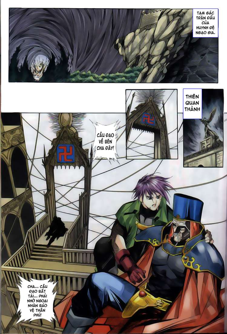 Kiếm Hồn - Sword Soul chap 63 - Trang 13