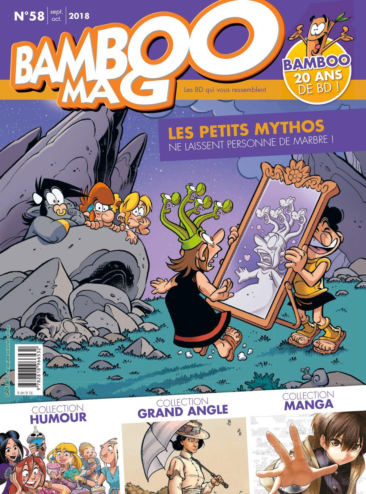 Télécharger gratuitement le dernier Bamboo Mag!