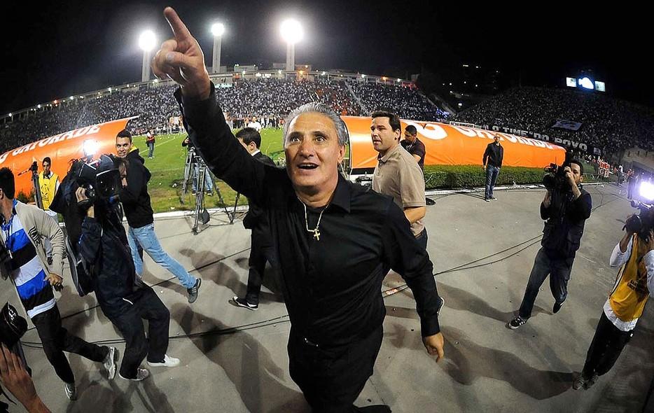 A trajetória vencedora de Tite no Corinthians, Corinthians campeão da Libertadores