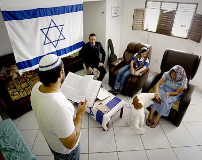 judeus da Paraíba no coisas judaicas