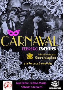 Carnaval 2016 en Tetuán