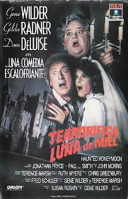 Terrorífica luna de miel, Gene Wilder