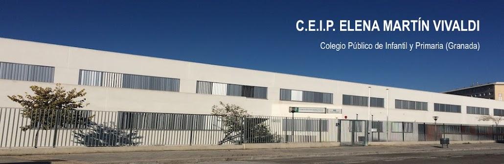 C.E.I.P. Elena Martín Vivaldi (Granada)
